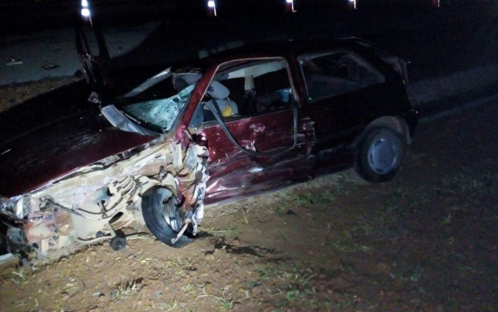 Seis pessoas da mesma família morrem em acidente na BR-040, em Luziânia
