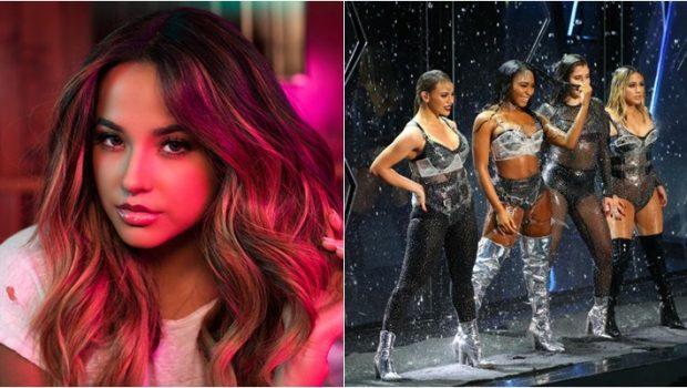 Cantora é confundida com fã e retirada do palco em show do Fifth Harmony