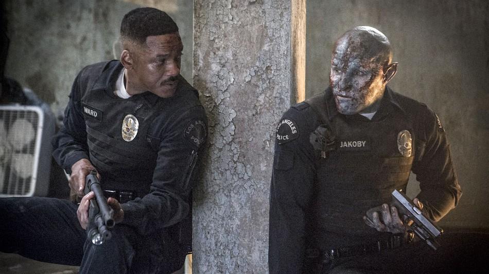 Bright   Netflix divulga novo trailer do seu filme ação com Will Smith