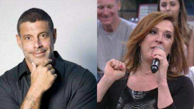 Alexandre Frota critica Claudia Raia nas redes e a compara a travesti