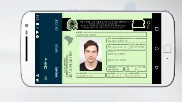 Pioneiro no País, Detran Goiás lança CNH Digital nesta terça-feira
