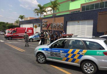 Vítimas do tiroteio em escola de Goiânia estão em estado grave no Hugo