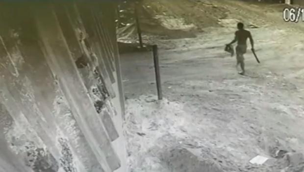 Mulher é decapitada dentro de casa em Santo Antônio do Descoberto