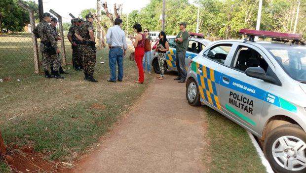 Saneago e Secima intensificam ações de fiscalização na bacia do Meia Ponte