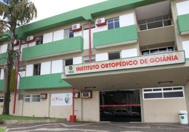 Incêndio deixa farmácia da UTI do IOG destruída
