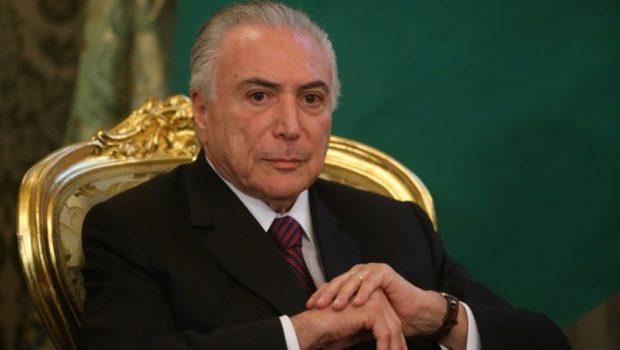 Temer volta a Brasília e deve retomar agenda de trabalho no Planalto