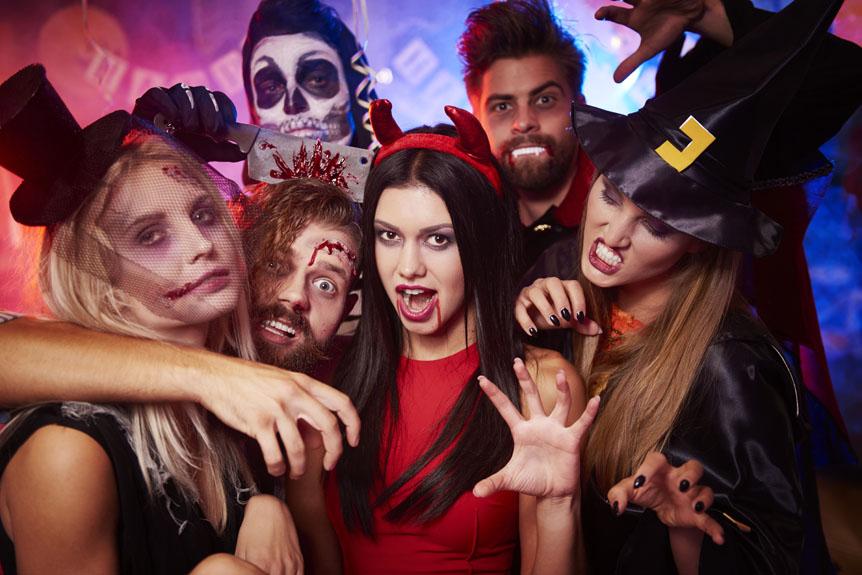 13 festas para curtir o Halloween em Goiânia
