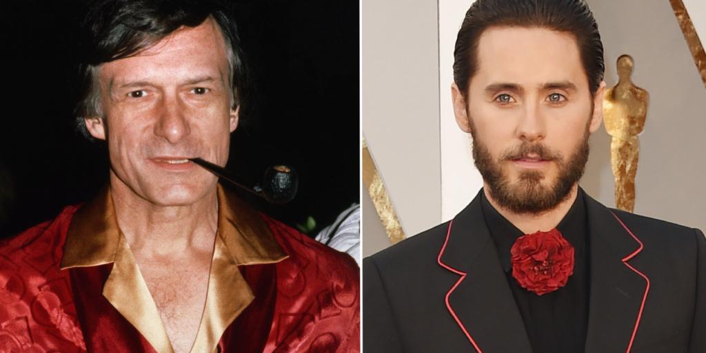 Jared Leto interpretará Hugh Hefner em filme sobre criador da Playboy