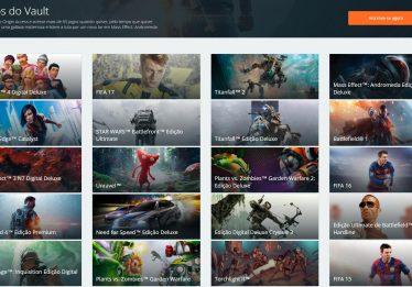 EA lança Origin Access no Brasil