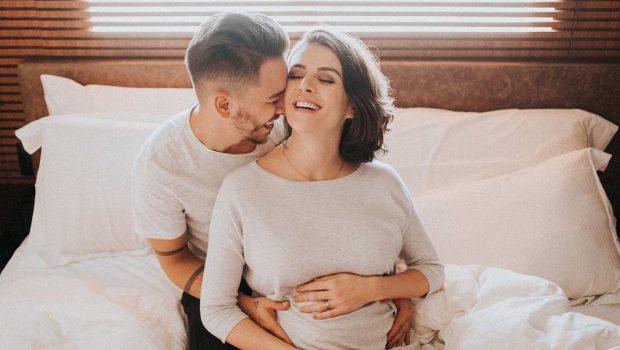 Junior Lima anuncia o nascimento de seu primeiro filho, Otto