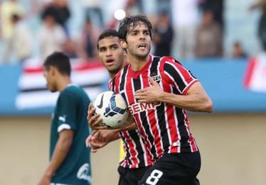 São Paulo se prepara para oficializar proposta por Kaká, confirma Leco