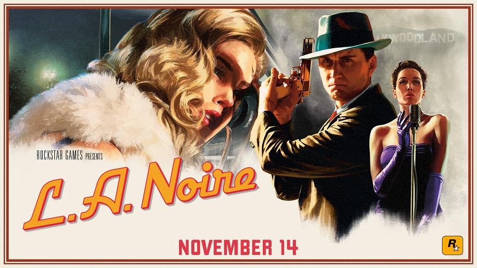 LA Noire ganha trailer em 4K para versão remasterizada