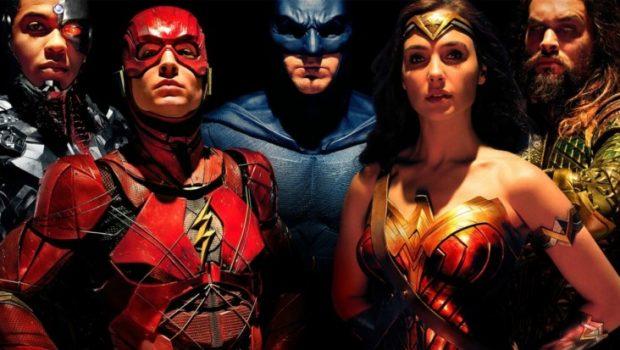 Liga da Justiça ganha novo trailer