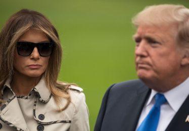 Teoria da conspiração defende que Melania Trump foi substituída por dublê
