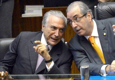 Temer seria destinatário de parte de recursos em esquema de Eduardo Cunha, diz Funaro