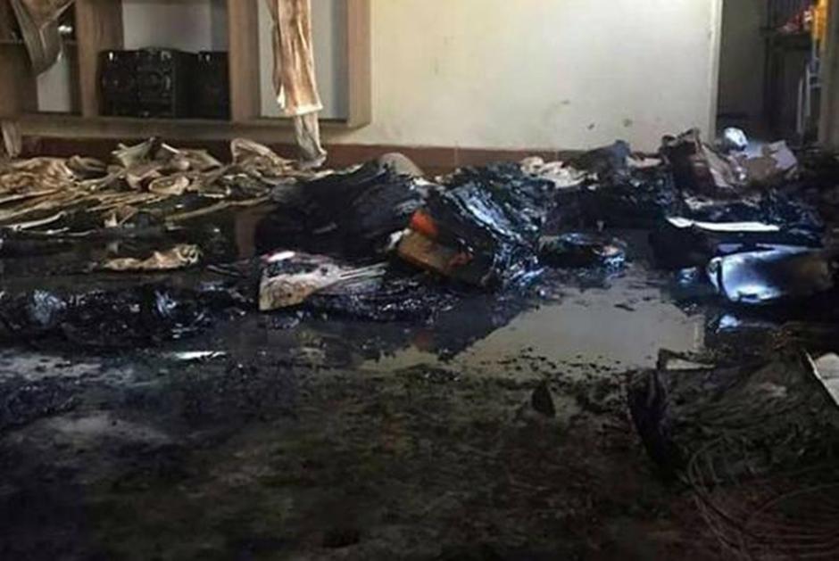 Tragédia de Janaúba deixa sete mortos e 43 feridos