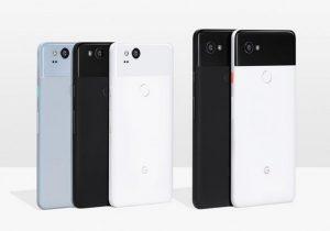 Google está investigando burn-in na tela do Pixel 2