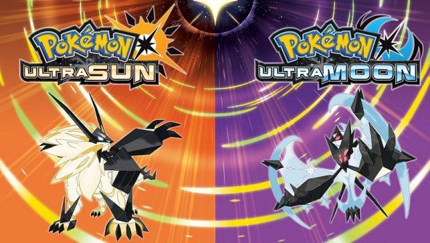 Pokémon Ultra Sun e Moon serão os últimos para 3DS