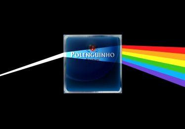 Nas redes sociais, internautas confundem capa de disco do Pink Floyd com bandeira LGBTQ