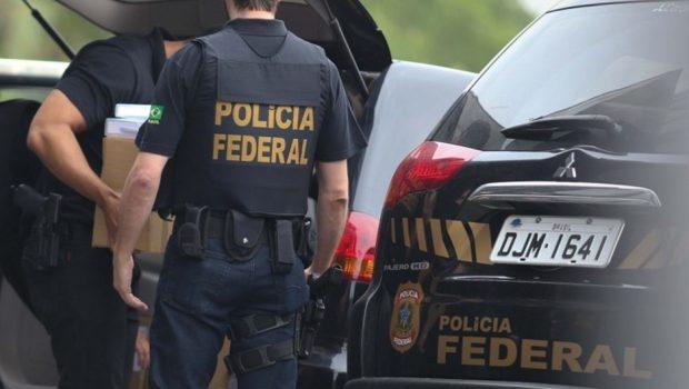 Polícia Federal cumpre mandados em Goiás; operação investiga fraudes na saúde do Tocantins