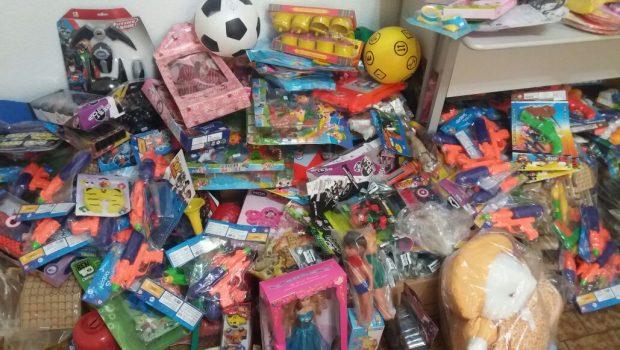 Mais de dois mil brinquedos irregulares são apreendidos em Operação Brinquedo Seguro