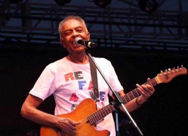 Gilberto Gil é a primeira atração confirmada da 20ª edição do Bananada