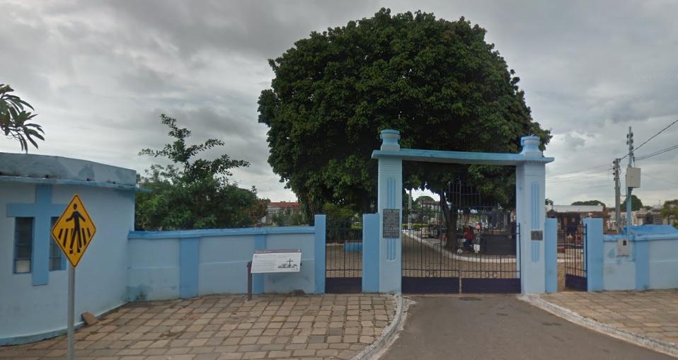 EXCLUSIVO: prefeitura deve retomar projeto de revitalização do cemitério Santana