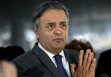 Senado rejeita decisão do STF e 'salva' Aécio Neves