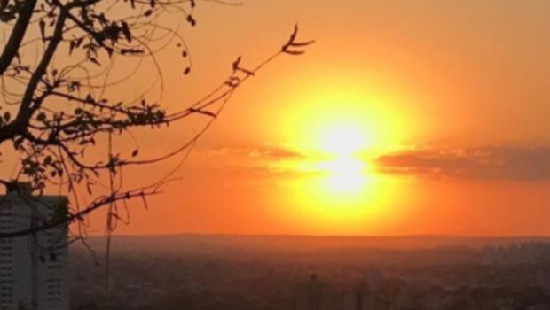 Quarta-feira com elevação das temperaturas mínimas em Goiás