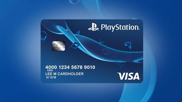PlayStation vai lançar cartão de crédito nos EUA