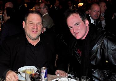 Quentin Tarantino disse saber sobre Harvey Weinstein e se arrepende de não ter denunciado