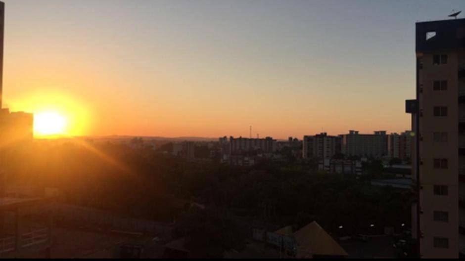 Terça-feira com predomínio de sol e tempo seco em Goiás