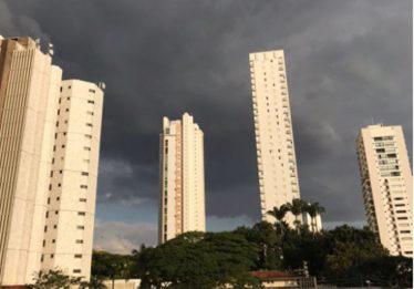 Goianos podem esperar chuva para o fim de semana, diz Inmet