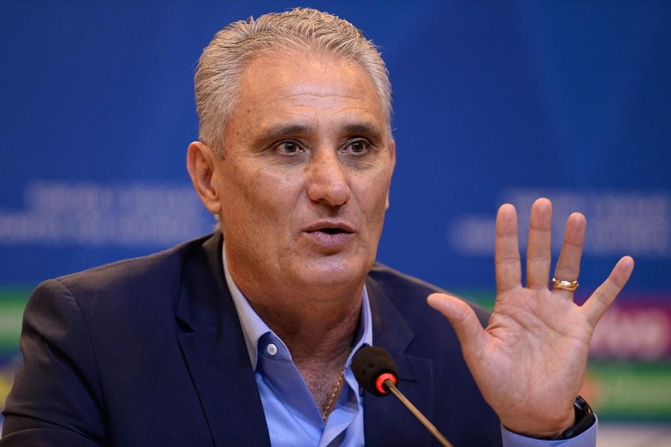 Tite convoca 25 jogadores para amistosos da seleção em novembro