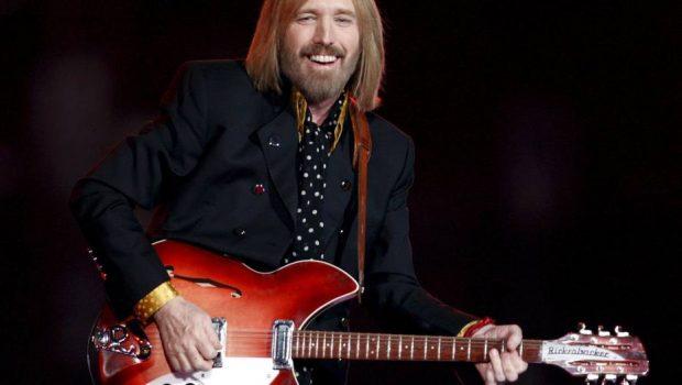 Morre Tom Petty aos 66 anos