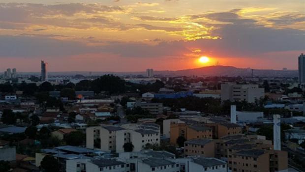 Inmet alerta sobre a baixa umidade do ar em Goiás