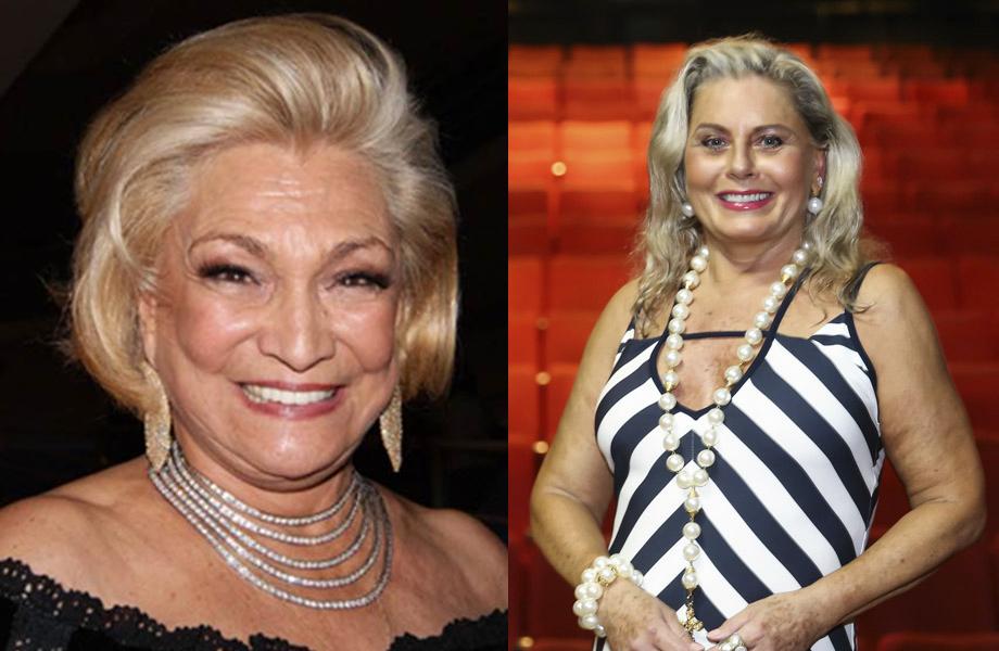 Vera Fischer interpretará Hebe Camargo em nova minissérie da Globo