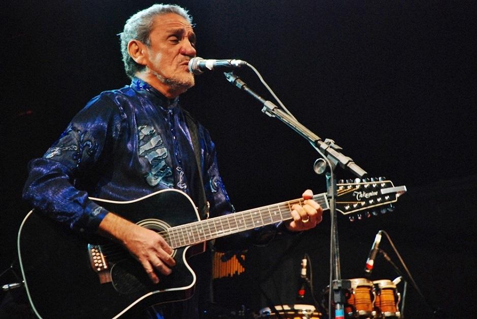 Zé Ramalho faz show em Goiânia neste sábado