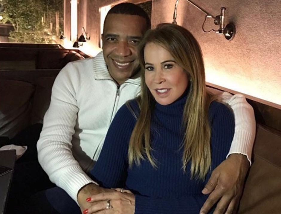 Namorado de Zilu tem prisão decretada por falta de pagamento de pensão