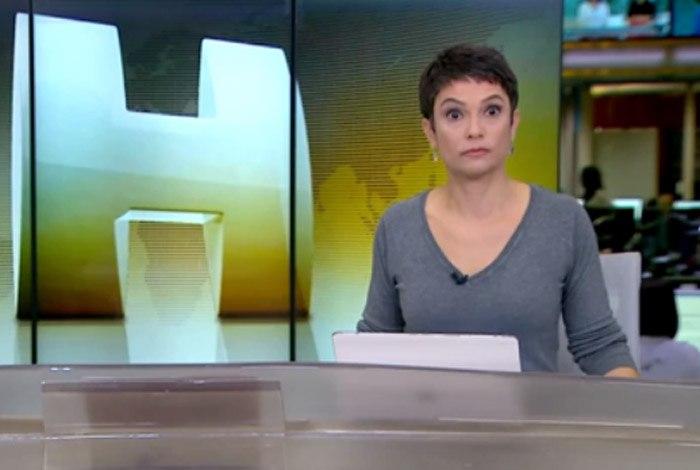 Sandra Annenberg fica chocada ao ver médico goiano ofender repórter em entrevista