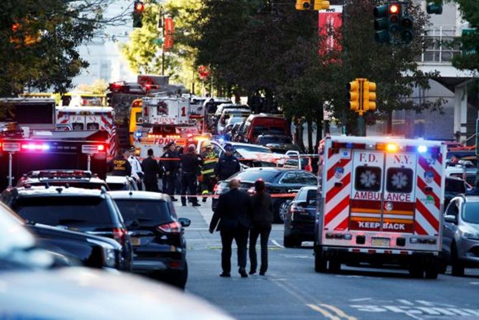 Cinco dos oito mortos no atentado em Nova York são argentinos