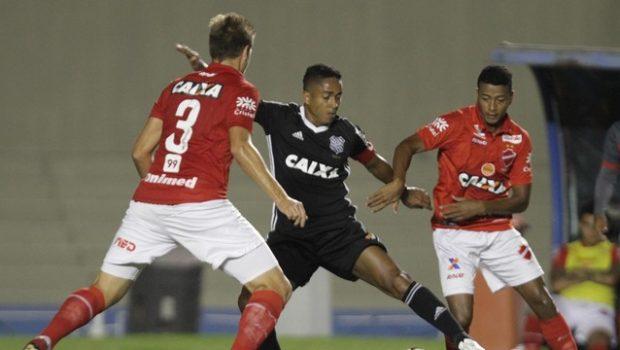 Vila Nova é surpreendido pelo Figueirense dentro do Serra Dourada