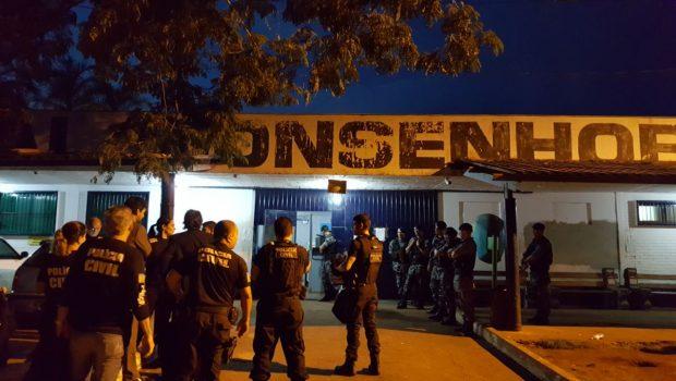 MPGO deflagra operação contra crimes no sistema penitenciário