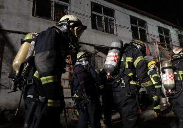 Incêndio deixa 19 mortos em Pequim, na China