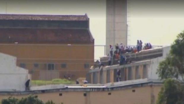 Rebelião em presídio no Paraná dura mais de 15 horas