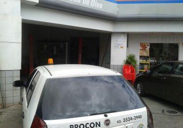 Postos de combustíveis: lojas de conveniência são alvo de fiscalização