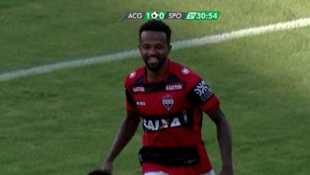 Atlético-GO volta a vencer após sete rodadas