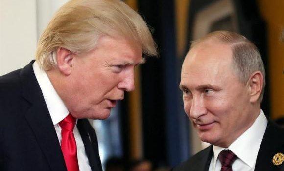Putin e Trump confirmam decisão de derrotar Estado Islâmico na Síria