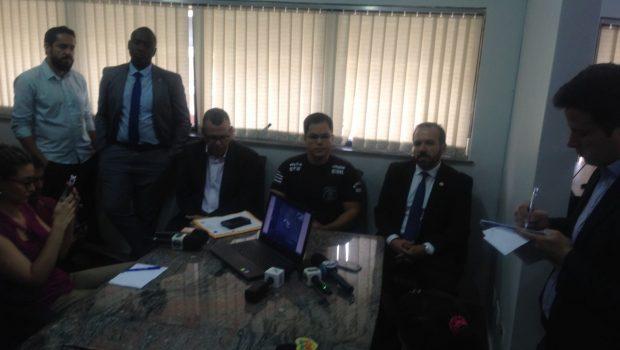 PMs fraudaram local de crime em Senador Canedo, afirma delegado