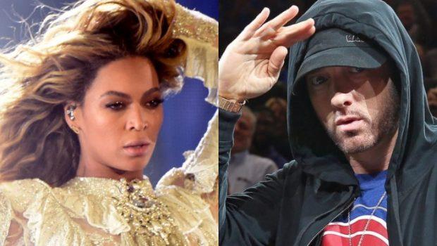Eminem lança música com Beyoncé